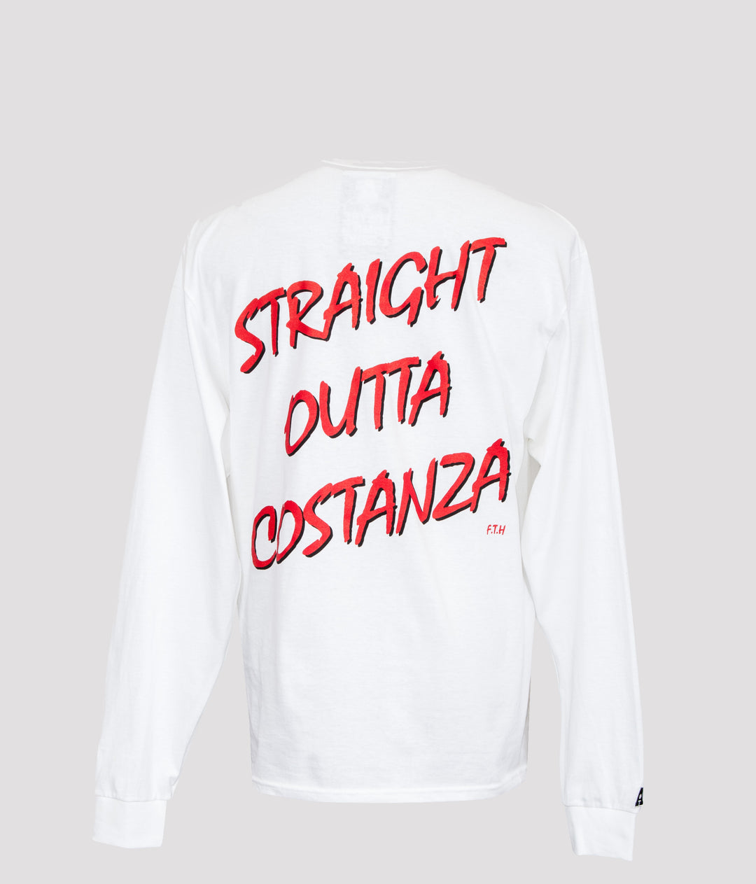 STRAIGHT OUTTA Longsleeve t-shirt