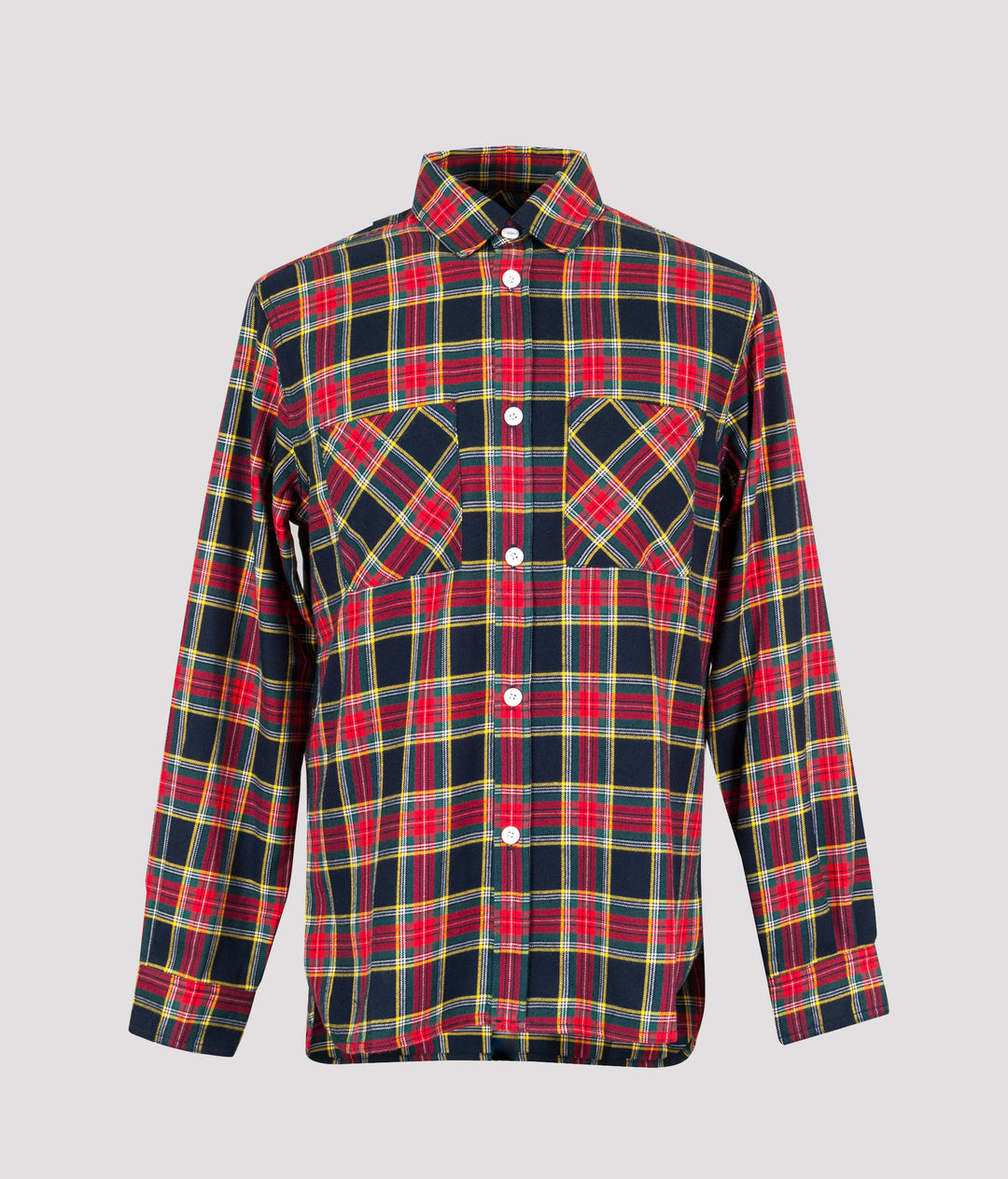 CHAIN FLANNEL SHIRT