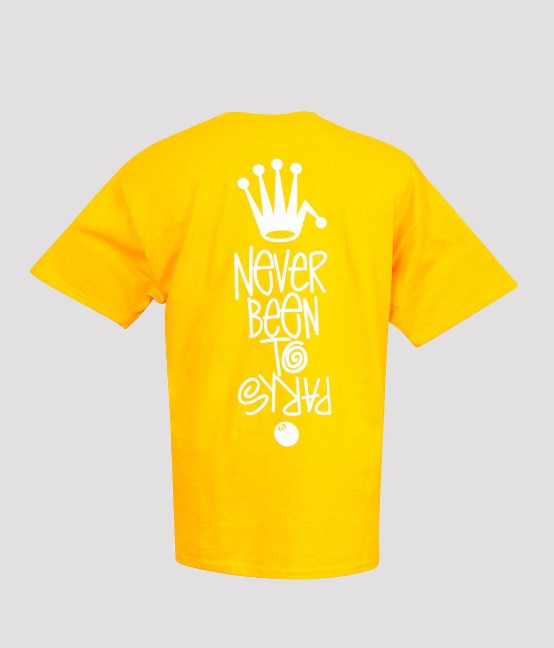 NEVER BEEN TO PARIS T-Shirt
