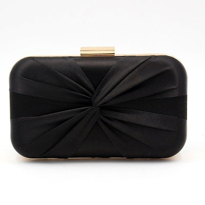 THE HEIRLOOM - HANDMADE BOW CLUTCH BAG