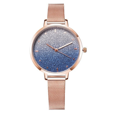 ASTRAL SKY - LUXURY STARRY SKY MESH WATCH