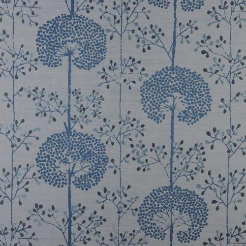 Prestigious Textiles Moonseed Curtain Fabric | Bluebell - Designer Curtain & Blinds