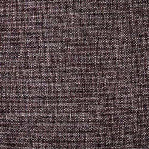 Orb curtain fabric in heather