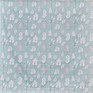 Biscayne curtain fabric in mint