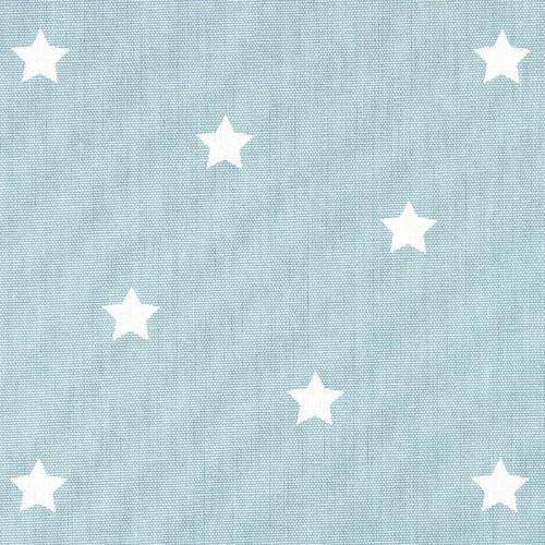 Prestigious Textiles Twinkle Curtain Fabric | Porcelain - Designer Curtain & Blinds