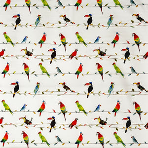 Prestigious Textiles Toucan Talk Curtain Fabric | Paintbox - Designer Curtain & Blinds
