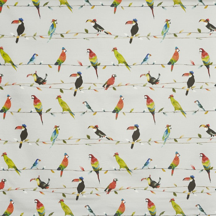 Prestigious Textiles Toucan Talk Curtain Fabric | Tropical - Designer Curtain & Blinds