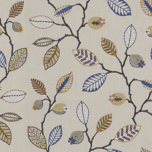 Amore curtain fabric in Ma Passion by Fibre Naturelle