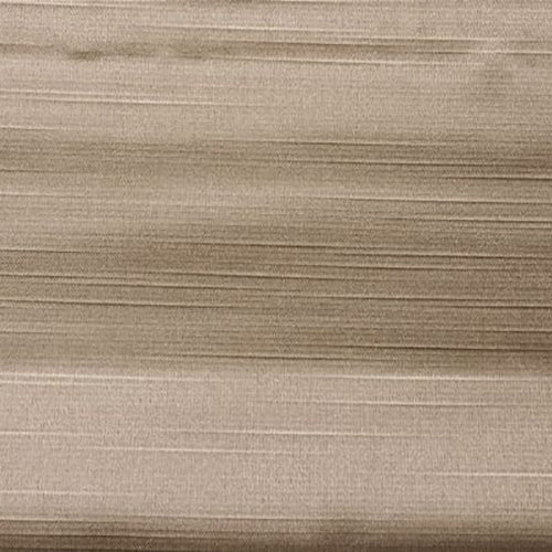 Ascot curtain fabric in Taupe by Fryetts