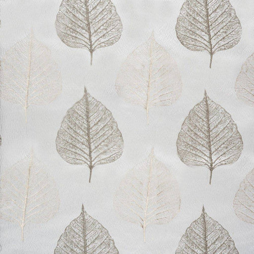 Brice curtain fabric in Dove by Kai
