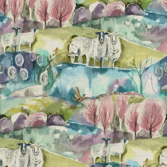 Voyage Buttermere Curtain Fabric | Sweetpea - Designer Curtain & Blinds