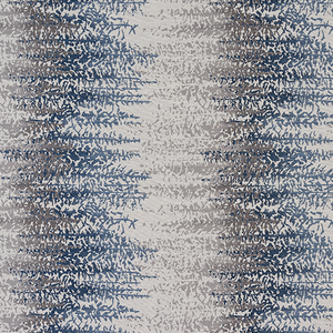 Fryetts Byron Curtain Fabric | Blue - Designer Curtain & Blinds