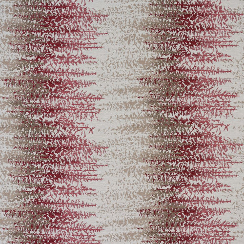 Fryetts Byron Curtain Fabric | Rosso - Designer Curtain & Blinds