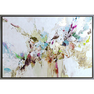 Colour Burst | Framed Art | 100cm x 60cm
