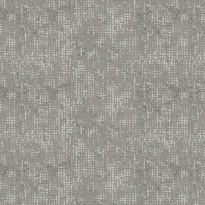 Palazzi curtain fabric in Charcoal Drift by Fibre Naturelle