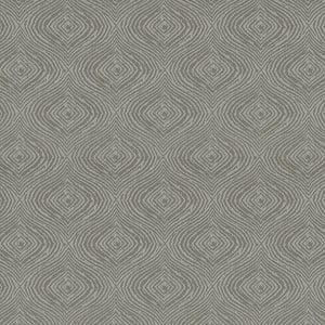 Piazza curtain fabric in Charcoal Drift by Fibre Naturelle