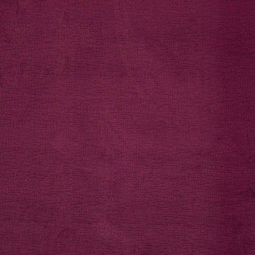 Kai Nora Curtain Fabric | Damson