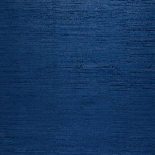 Tolga curtain fabric in Cobalt by Kai