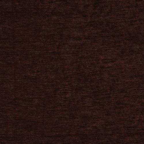 Kensington curtain fabric in Mulberry by Fryetts