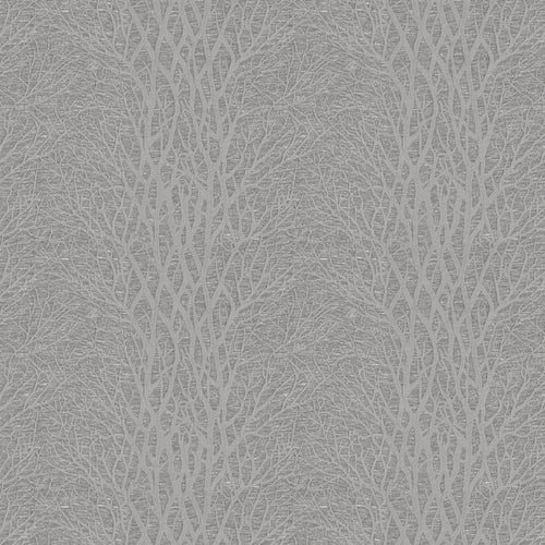 Fibre Naturelle Linford Curtain Fabric | Classic Grey - Designer Curtain & Blinds