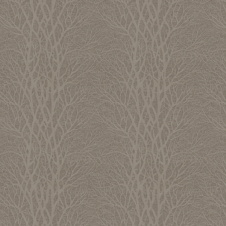 Fibre Naturelle Linford Curtain Fabric | Cobblestone