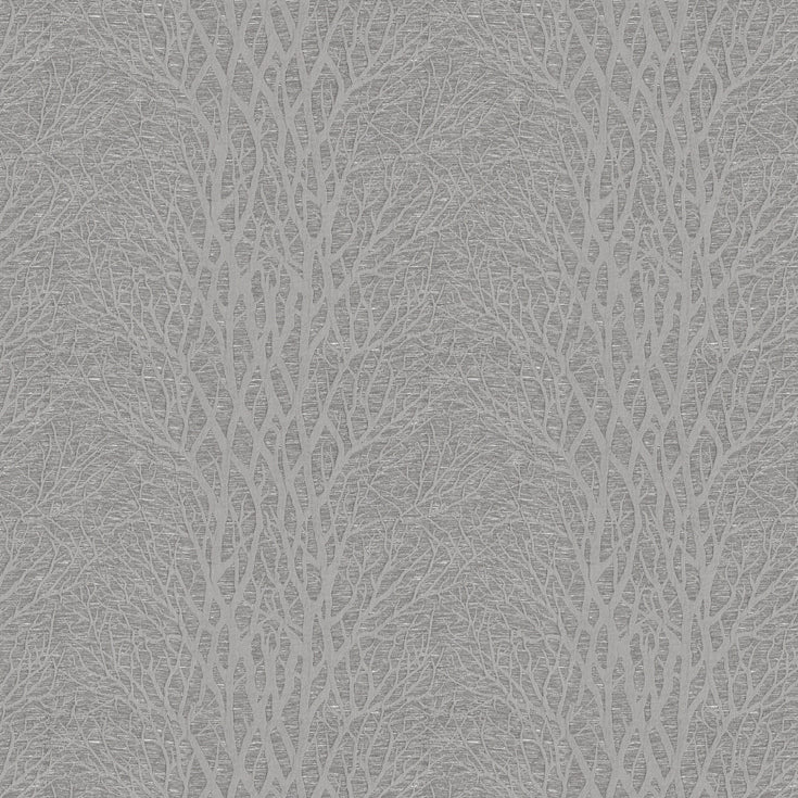 Fibre Naturelle Linford Curtain Fabric | Grey Whisper - Designer Curtain & Blinds