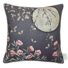 Load image into Gallery viewer, Moonlight Midnight Blue Cushion | The Chateau