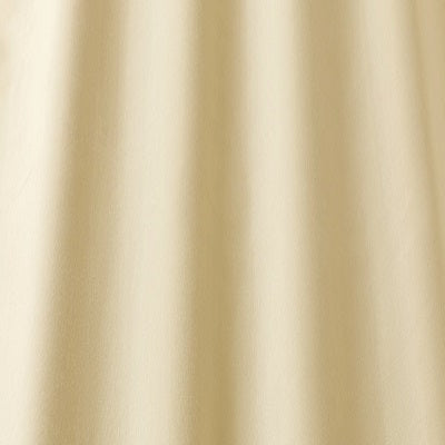 Polycotton Twill Curtain Lining | Ivory