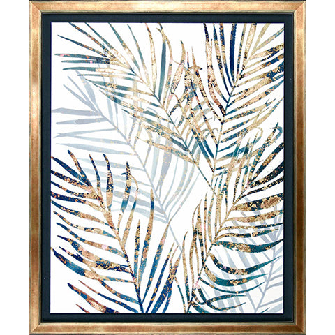 Summer Gaze I | Framed Art | 50cm x 60cm