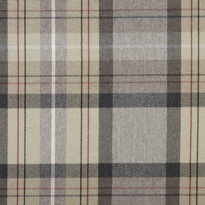 Prestigious Textiles Cairngorm Curtain Fabric | Slate - Designer Curtain & Blinds