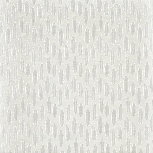 Prestigious Textiles Quill Curtain Fabric | Chalk - Designer Curtain & Blinds