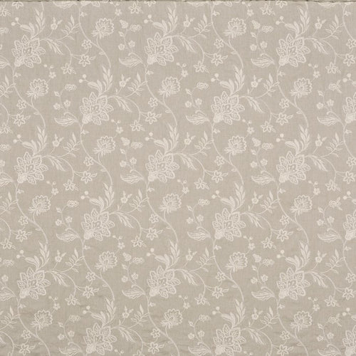 Bayswater curtain fabric in Natural by Prestigious Textiles