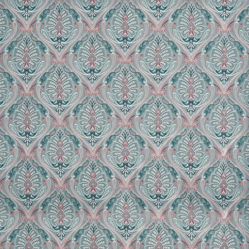 St Kitts curtain fabric in Watermelon by Prestigious Textiles