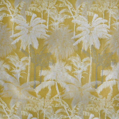 St Lucia curtain fabric in Citron by Prestigious Textiles
