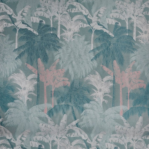 St Lucia curtain fabric in Watermelon by Prestigious Textiles