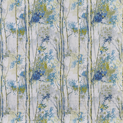 Prestigious Textiles Silver Birch Curtain Fabric | Larkspur - Designer Curtain & Blinds