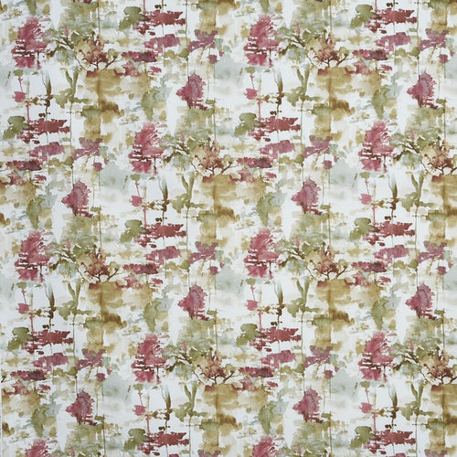 Al Fresco curtain fabric in Blossom by Prestigious Textiles