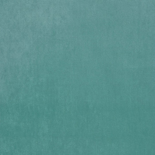 Prestigious Textiles Velour Curtain Fabric | Teal - Designer Curtain & Blinds
