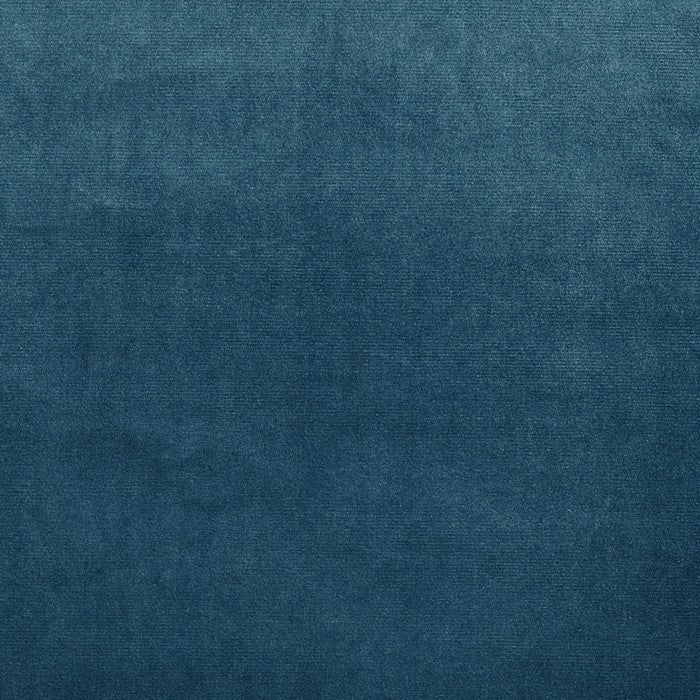 Prestigious Textiles Velour Curtain Fabric | Indigo - Designer Curtain & Blinds