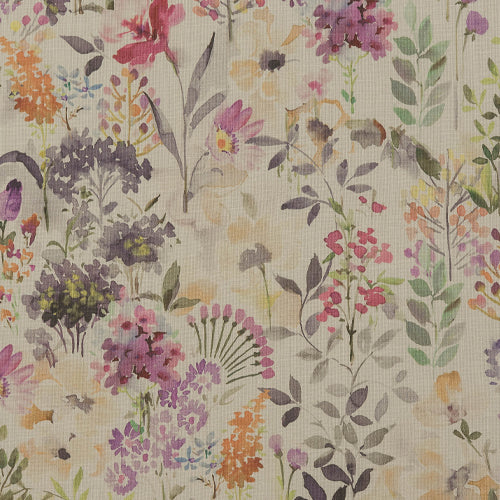 Porter & Stone Aylesbury Curtain Fabric | Heather - Designer Curtain & Blinds
