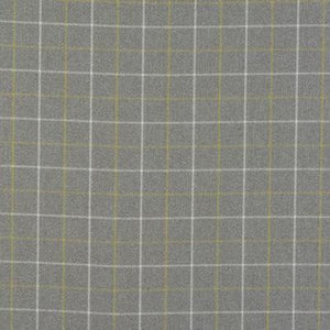 Porter & Stone Bamburgh Curtain Fabric | Citrus