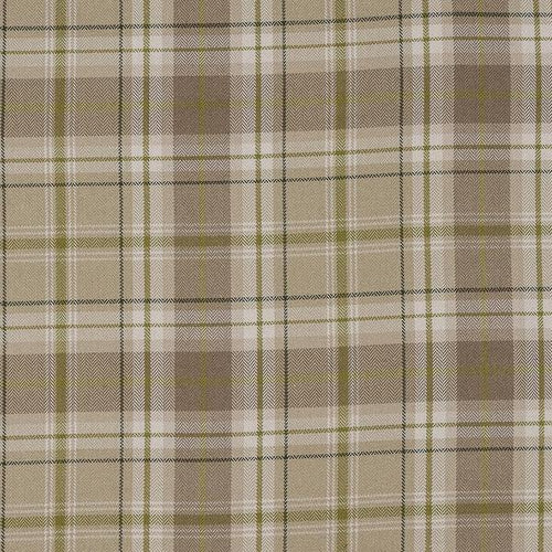 Porter & Stone Berridale Curtain Fabric | Nut
