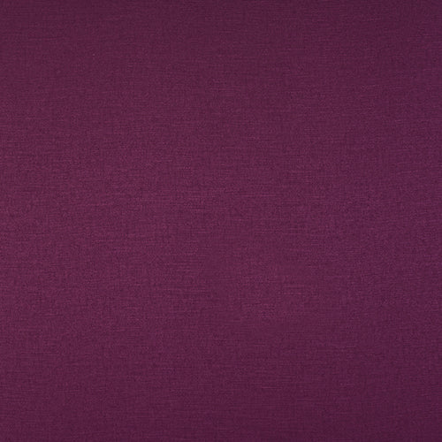 Carnaby curtain fabric in Aubergine by Fryetts