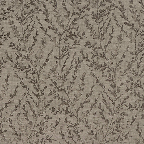 Fryetts Fabio Curtain Fabric | Taupe - Designer Curtain & Blinds