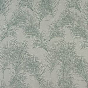 Fryetts Feather Curtain Fabric | Duckegg - Designer Curtain & Blinds