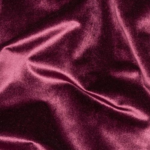 Fryetts Glamour Curtain Fabric | Grape - Designer Curtain & Blinds