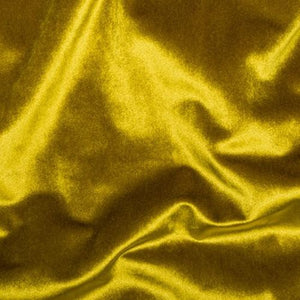 Fryetts Glamour Curtain Fabric | Ochre - Designer Curtain & Blinds