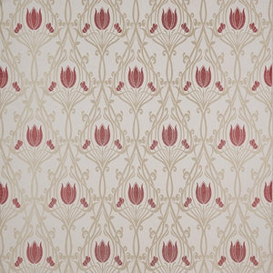 iLiv Lalique Curtain Fabric | Ruby - Designer Curtain & Blinds