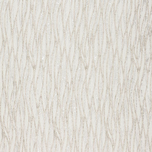 Fryetts Linear Curtain Fabric | Natural - Designer Curtain & Blinds