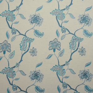 Lucia curtain fabric by Indigo by iLiv